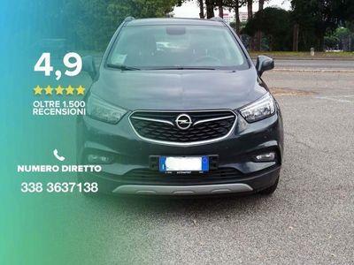 usata Opel Mokka X 1.6 CDTI Ecotec 4x2 Start&Stop I