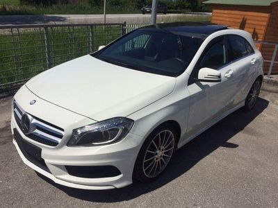 usata Mercedes A180 CDI Automatic Premium Pacchetto AMG