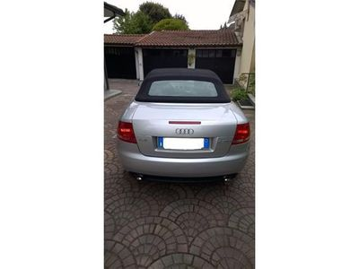usata Audi Cabriolet SLine