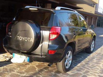 gebraucht Toyota RAV4 - 2008