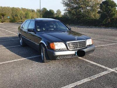 usata Mercedes 600 SE cat