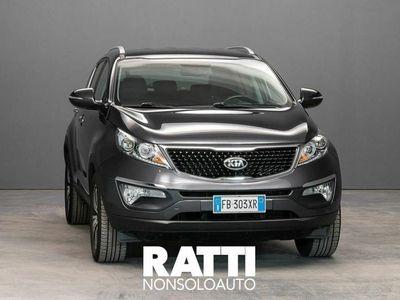 usata Kia Sportage 1.7 115CV CRDI VGT 2WD high tech
