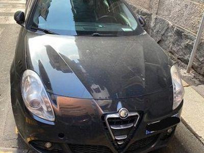 usata Alfa Romeo Giulietta 2.0 Jtdm 140 CV tagliandi
