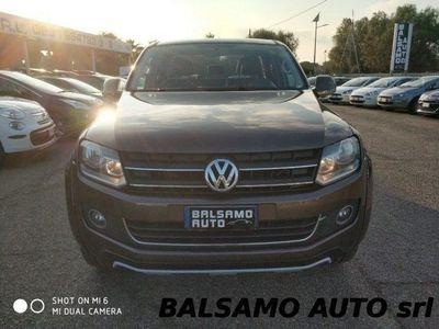 used VW Amarok 2.0 BiTDI 180 CV 4MOTION Automatico