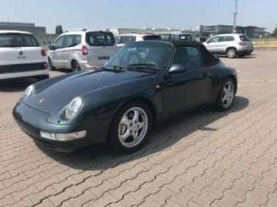 usata Porsche 911 Carrera Cabriolet cat