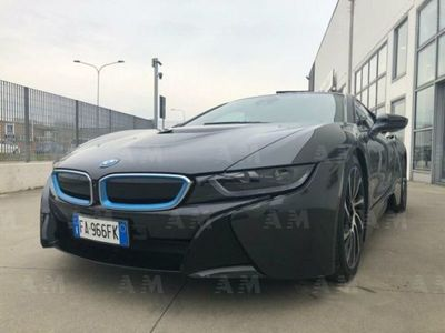 usado BMW i8 i8 Coupédel 2015 usata a Rovigo