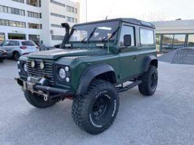 usata Land Rover Defender 90 2.5 Td5 Station Wagon Diesel