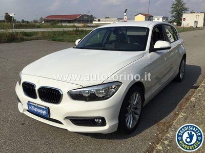 brugt BMW 120 SERIE 1 (5 PORTE) d xdrive Advantage 5p auto
