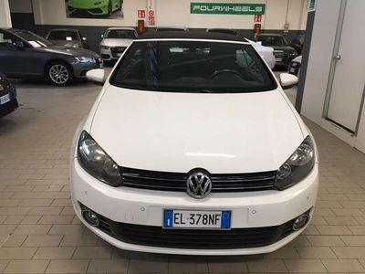 usata VW Golf Cabriolet 1.6 TDI
