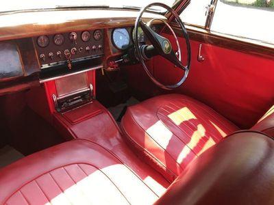 usata Jaguar MK II 3,4 1962 Bianca Aut.