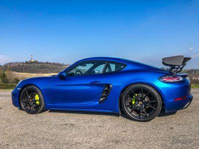 usata Porsche 718 - 2018