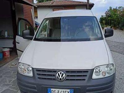 usata VW Caddy Maxi 2.0 TDI 140CV 4p. Van DPF