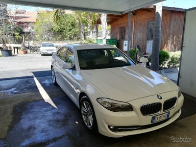 usado BMW 2000 Serie 5 (F10/F11) -184cv disel scambi
