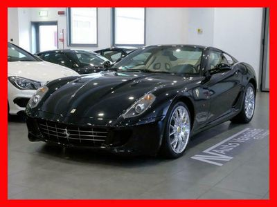 usata Ferrari 599 GTB Fiorano F1 *SERVICE BOOK - TAGLIANDATA*