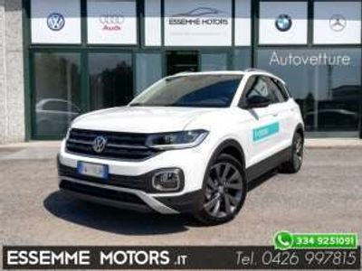 usata VW T-Cross -