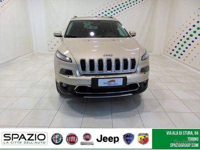 brugt Jeep Cherokee 4nd serie 2.0 Mjt II 4WD Active...