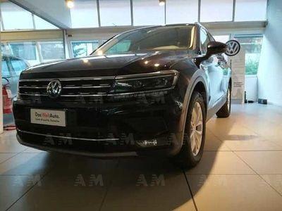 usata VW Tiguan Allspace 2.0 TDI SCR DSG 4MOTION Advanced BMT nuova a Milano