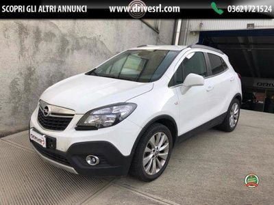 gebraucht Opel Mokka 1.6 CDTI Ecotec 136CV 4x2 Start&Stop Cosmo