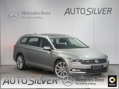 brugt VW Passat Variant 2.0 BiTDI 4MOT. DSG Highline BlueMotion Tech. rif. 10034477