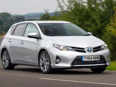 second-hand Toyota Auris Touring Sports 1.8 Hybrid Business