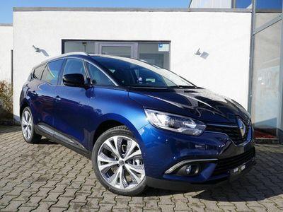 usata Renault Grand Scénic 7sitz/komfort+navi+easypark-p./pano