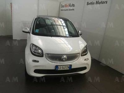 used Smart ForFour 70 1.0 twinamic Passion