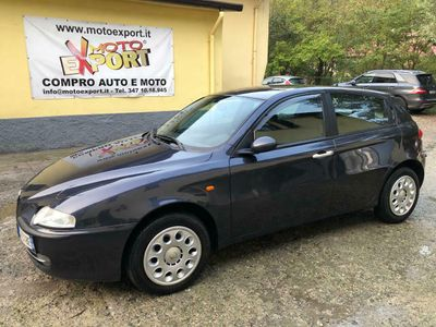 usata Alfa Romeo 147 1.6i 16V Twin Spark cat 5p. Connect