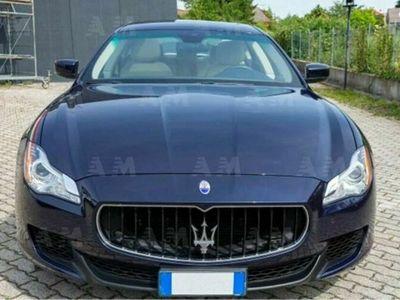 usata Maserati Quattroporte 3.0 V6 Diesel 275 CV (NAVI) GARANZIA 24 MESI