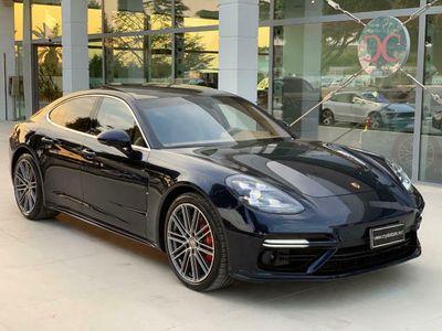 usata Porsche Panamera Turbo TETTO/C. 21/SOFTCLOSE/ACC/NIGHT VIS/MATRIX