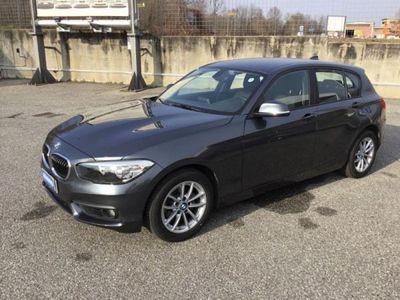 usata BMW 118 Serie 1 d Advantage 5p auto