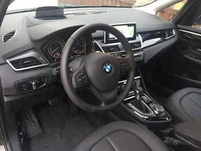 usata BMW 218 D AUT. ADVANTAGE + URBAN CONNECTED KM0 I