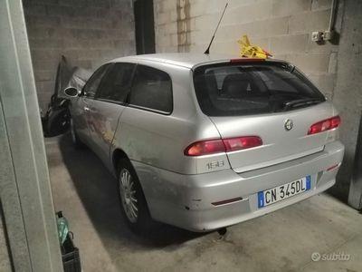 usata Alfa Romeo 156 2ª serie -1.9 MJ 140cv 103kw - 2004