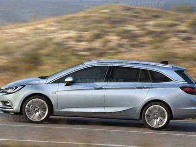 usado Opel Astra Station Wagon 1.6 CDTi 110CV Start&Stop Sports Dynamic del 2017 usata a Bisceglie