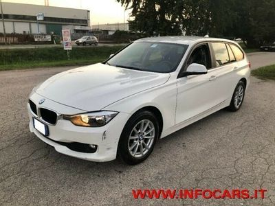 usata BMW 318 d Touring - MANUALE