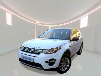 używany Land Rover Discovery Sport 2.0 TD4 180 CV HSE
