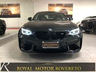 usata BMW M2 Coupé 370cv MANUALE !!! PARI AL NUOVO !!!