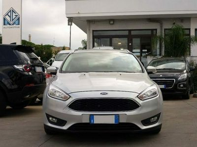 usata Ford Focus 1.5 TDCi 120 CV S&S Powershift SW Business - Navig