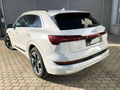 used Audi E-Tron e-tron 55 quattro advanced, S-Line - 55 quattro advanced, S-Line
