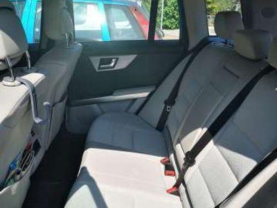 begagnad Mercedes GLK220 CDI 4Matic BlueEFFICIENCY Sport