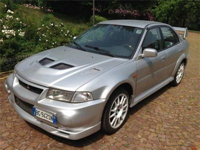 usata Mitsubishi Carisma 16V cat 4p. 4WD GT Evolution VI RS2 del 2000 usata a Mondovi'