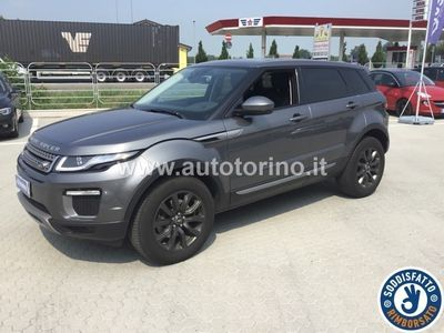 usata Land Rover Range Rover evoque EVOQUE 2.0 td4 HSE Dynamic 150cv 5p auto