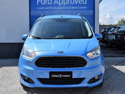 used Ford Tourneo Courier 1.5 TDCI 95 CV Plus