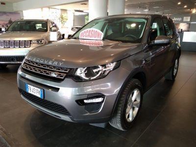 usado Land Rover Discovery Sport 2.0 TD4 150 CV SE rif. 11318408