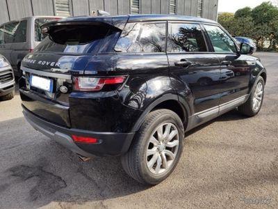 used Land Rover Range Rover evoque - 2016