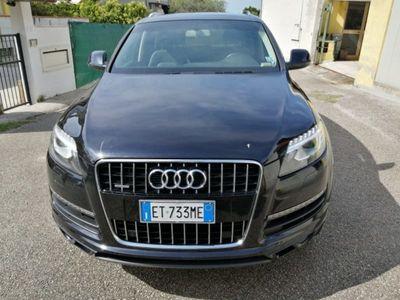 usata Audi Q7 3.0 V6 TDI 245 CV tiptronic quattro e