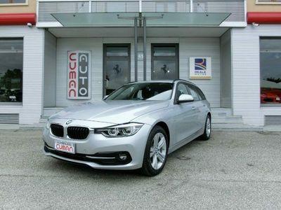 usata BMW 318 d Touring SPORT LINE Autom. -LED+Navi-