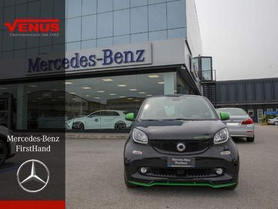 usado Smart ForTwo Electric Drive forTwo Greenflash Edition