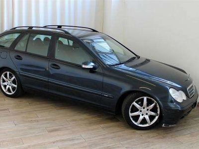 usata Mercedes C220 Sw Cdi 143 Hp Automatica