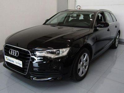brugt Audi A6 2.0 TDI 100KW AVANT