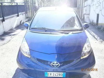 usata Toyota Aygo 12V VVT-i 5 porte Sol